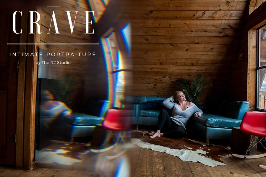 CRAVE Boudoir Session – Jill