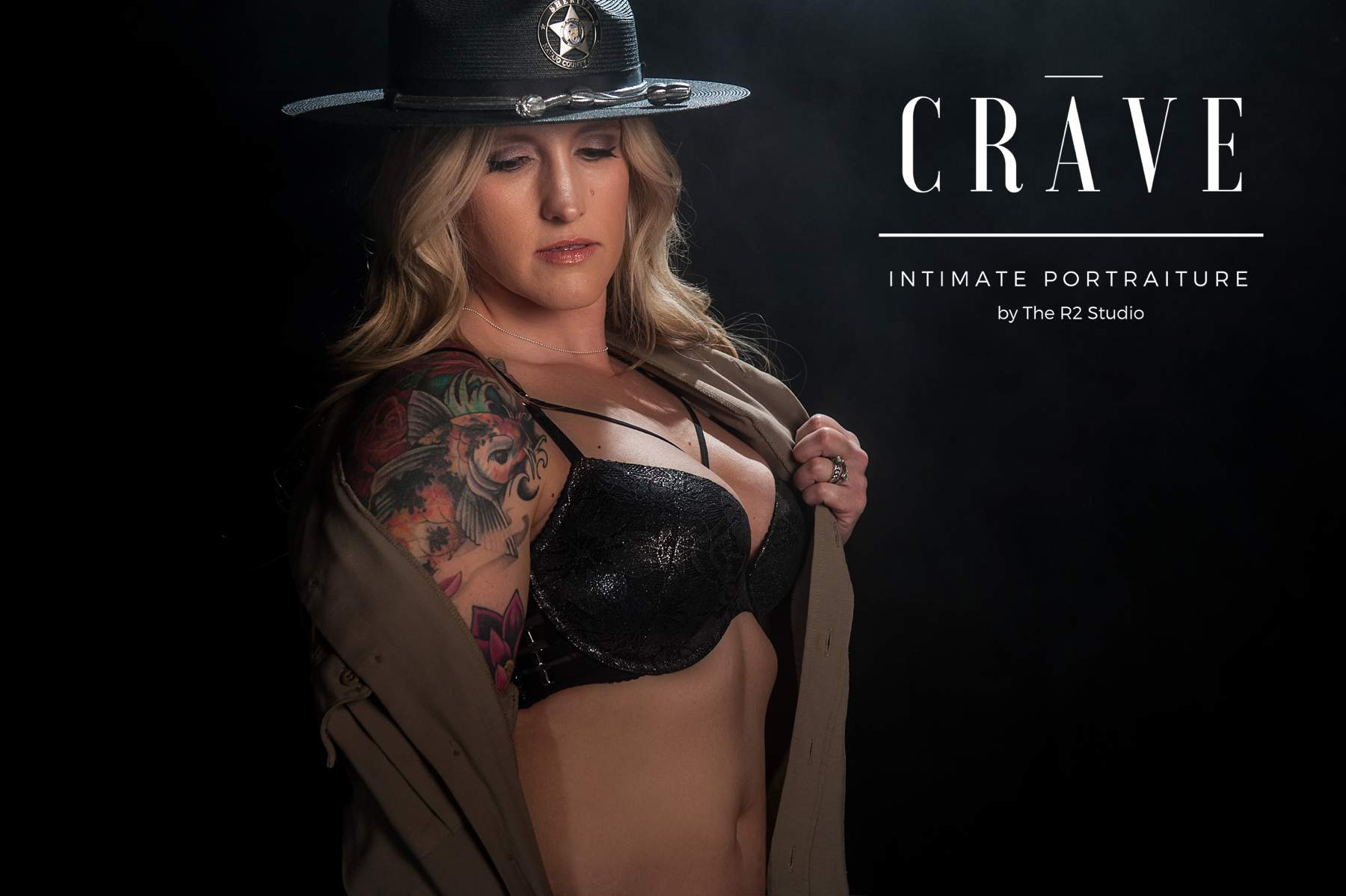 crave boudoir session flagstaff