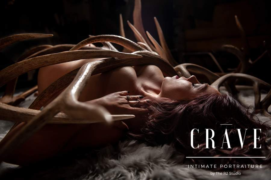 crave boudoir photography
