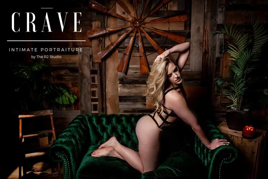 crave boudoir session flagstaff